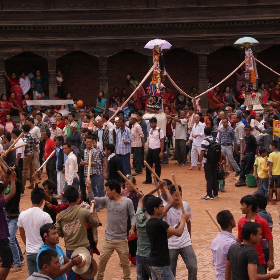 Bhaktapur Gaijatra