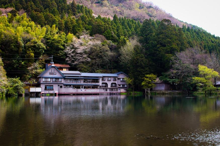 Yufu-shi, Oita Prefecture, Japan