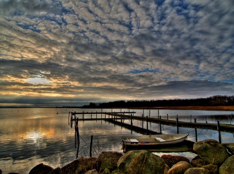 Fjord lake sea ocean coast