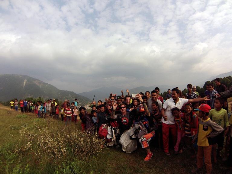 Pokhara Skydive Nepal Tandem Jumb
