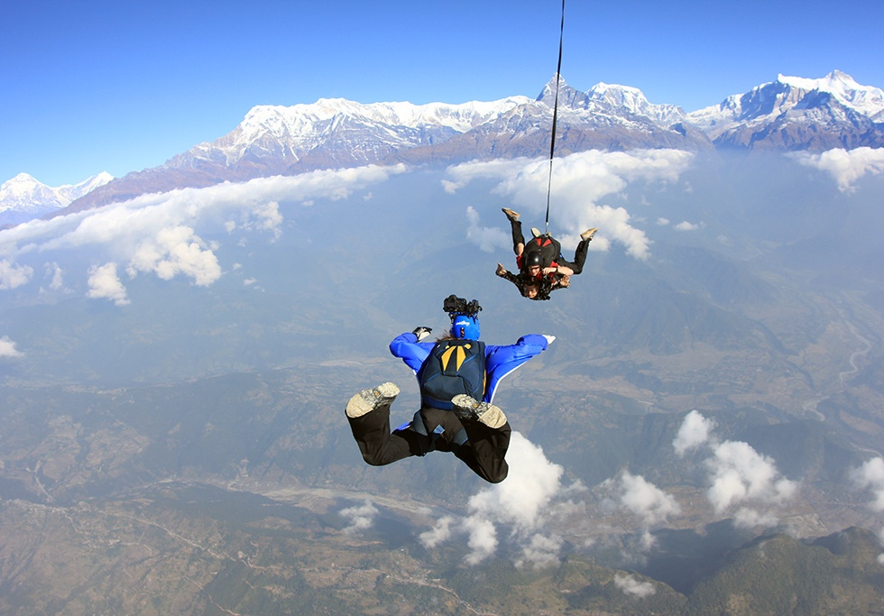 Pokhara Skydive Nepal