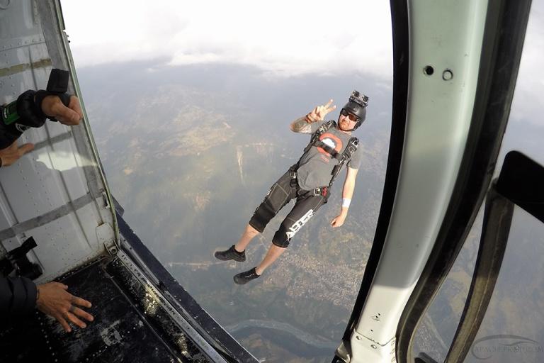 Pokhara Skydive Tandem Jump Nepal